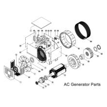Piezas del generador de repuesto del alternador