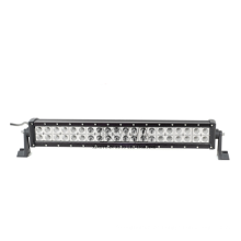 10-30V 120W High Rigidity Waterproof PC Lens Double Row Straight Led Offroad Light Bar