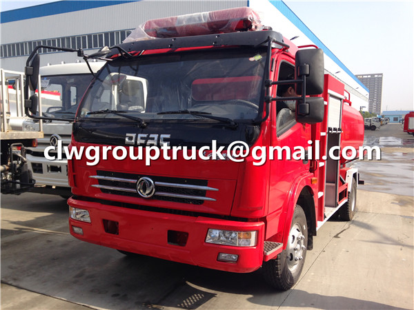 Dongfeng Duolika Fire Fighting Truck