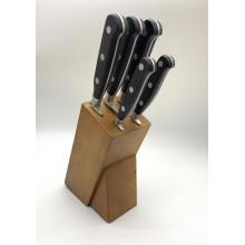 Juego de cuchillos de cocina 6 piezas