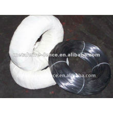 black annealed steel binding wire(factory)