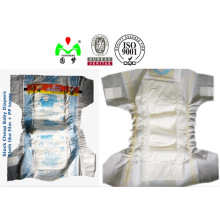 Stock au plus bas Magie Tapes Velcros Baby Diaper Baby Nappies Diaper for Sale