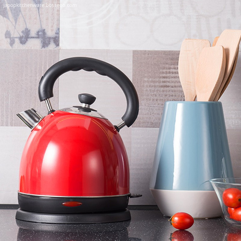 COLORFUL ELECTRIC KETTLE