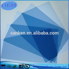 Prism Pattern Polycarbonat Licht Diffusor Blatt