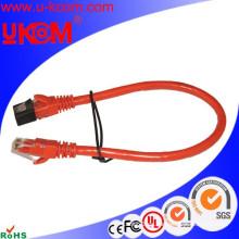 Hecho en China Cable del remiendo de la red Ethernet RJ45 cat5e UTP cable