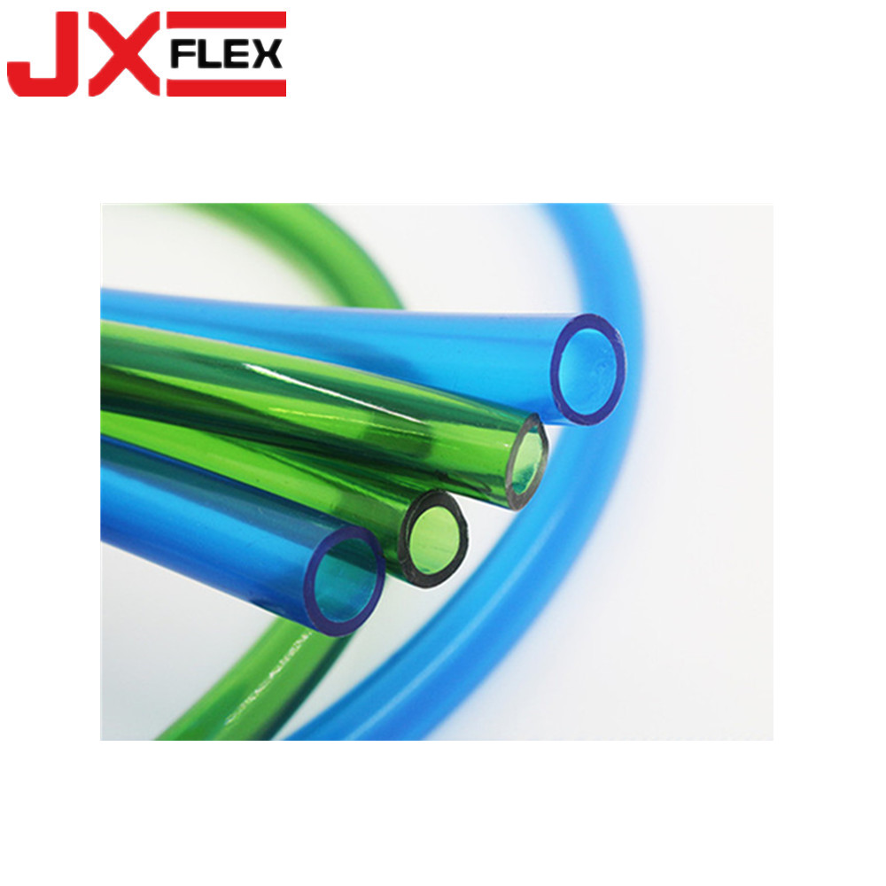 Colored Pvc Clear Tubing
