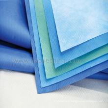 SMMS Stérilisation Papier d'emballage pour les packs chirurgicaux