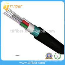 Хорошее качество GYTS 6 шнур бронированный открытый волоконно-оптический кабель