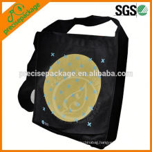 Promotional pp non woven crossbody bag with cartoon image