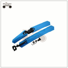 Colorful fashionable quick release high-end mountain bike fender