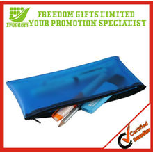 Publicidad Top Quallity Logo Impreso Cool PVC Pencil Bag