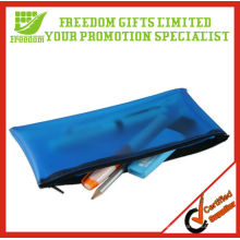 Advertising Top Quallity Logo Printed Cool PVC Pencil Bag