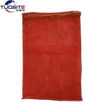 60*90см трубчатые круговой мешок сетки для картофеля