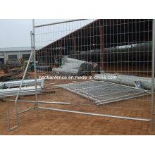 2100X2400mm Clôture temporaire soudée galvanisée robuste