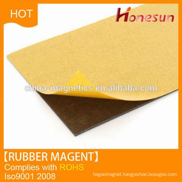 Flexible china fridge rubber magnets product for sale