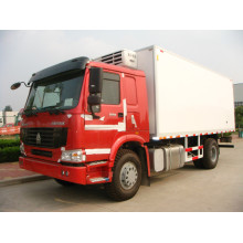 Refrigerated Cargo Truck 8t HOWO