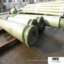 Polyurethane Material Adopt FRP Pipe for Oilfield Geothermic Fluid Conveying