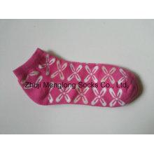 Lady Cotton Sport Socks/Half Cushion Socks /Sport Socks
