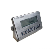 Indicador de pesaje certificado CE y OIML