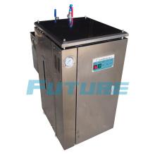 Pequeño generador de vapor eléctrico puro