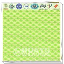Tissu en jacquard en tricot 100% polyester