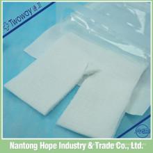 matériau chirurgical stérile Y-cut drain non-tissé écouvillon