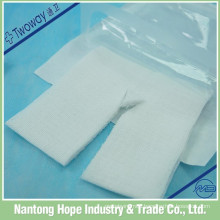 surgical material sterile Y-cut drain non-woven swab