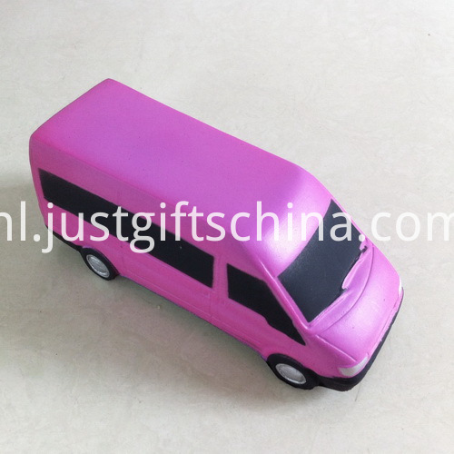 Promotional Custom PU Van Stress (2)
