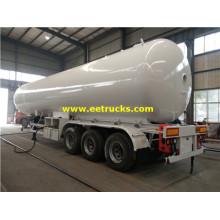 58 M3 25ton Propane Gas Truck Trailers