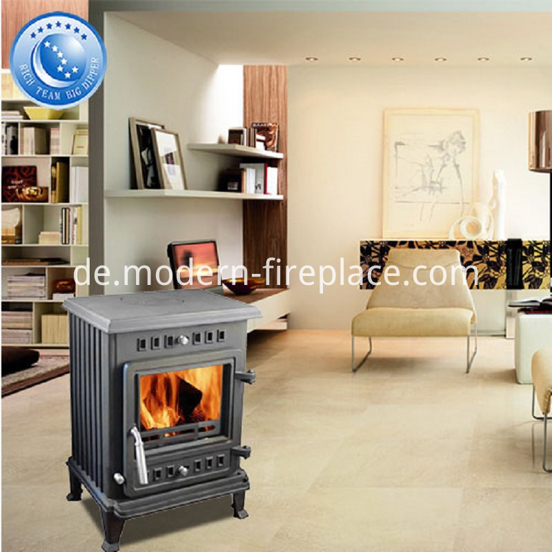 65KG Cast Iron Wood Burning Stoves