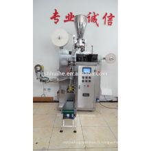 Machine automatique d'emballage de sac de thé avec fil et étiquette (CE)