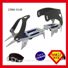 CRM-10-W 10 crampons d'agglomération en acier