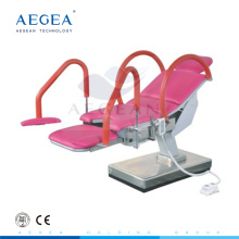 Gynecology with paper holder lay examination pregnant operating table