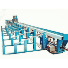 Automatic rebar shear line machine