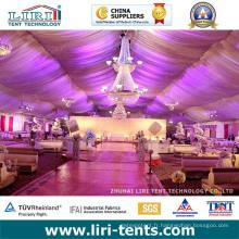 Tente d'événement de tente extérieure de partie de personnes de la capacité 1000 avec le plancher