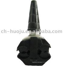 Connecteur de perçage JBC Insulation pour système basse tension