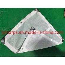 High Quality Dust Proof Polythylene Net Tarpaulin