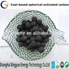 Aktivkohlepreis / kohlenstoffhaltiger kugelförmiger Aktivkohle / Aktivkohle