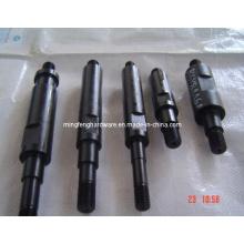 Componentes usinados e torneados de precisão