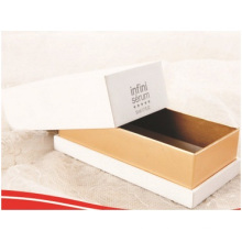 Colorful Handmake Jewllery Pearl Paper Boxes with Lid