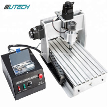 Mini CNC Engraving Machine 300w For PVC