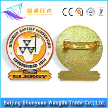 China Badge Makers Produce Metal Pin Badge Custom Pin Badge