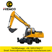 7.5 Ton Mini Excavator Construction Machine