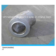 Lr 45degree Seamless Forged Alloy Steel Elbow