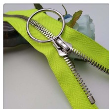 High Quality Open End Brass Zipper for Coats