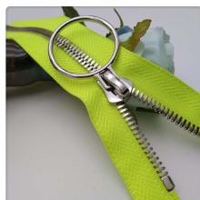 High Quality Open End Brass Zipper for Coats