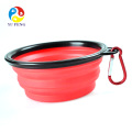 Adjustable Foldable Pet Silicone Dog Bowl For Travelling Adjustable Foldable Pet Silicone Dog Bowl For Travelling