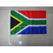 Drapeau de voiture promotionnelle - Afrique du Sud