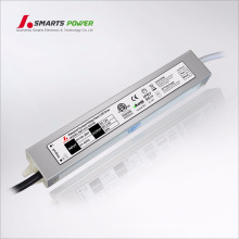 CE ETL UL listed 100-265v ac constant voltage led dirver 30w 12v led transformer