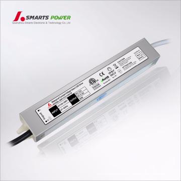 12v 24v ac à 100-265v dc alimentation électrique étanche tension constante 30w conduit pilote